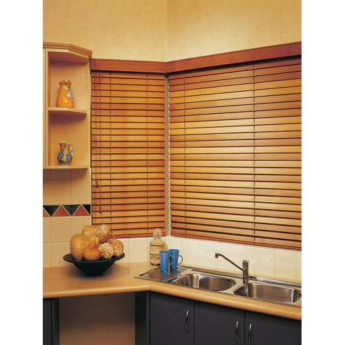 50mm Bass Wood Blinds