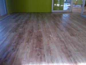 Woodlook Vinyl Planks at Design Quarter