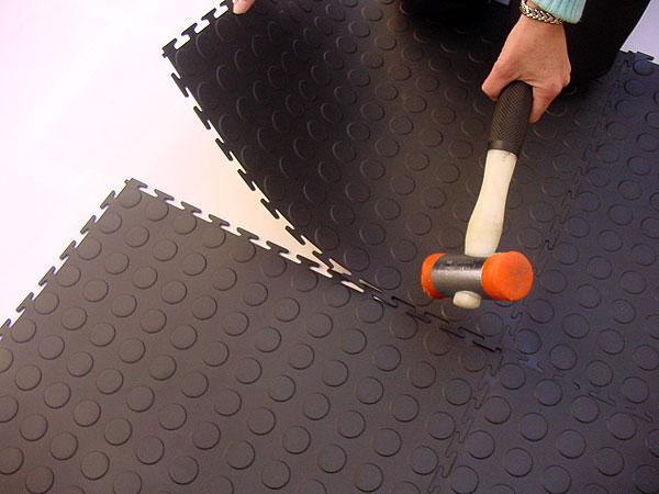 Pedestra Interlocking PVC Tiles
